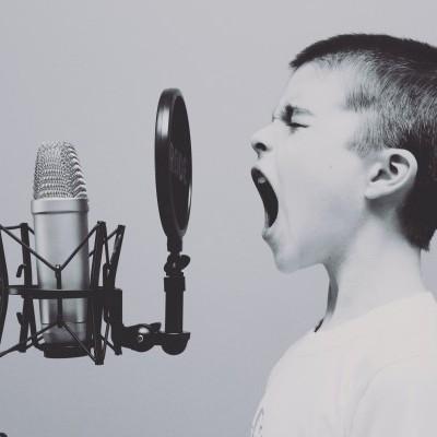 Singer boy
